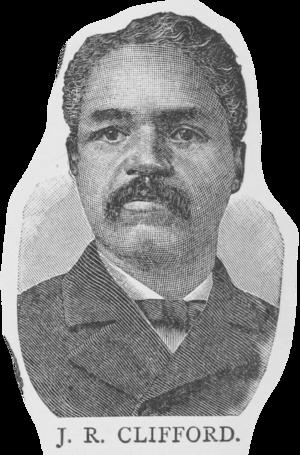 J. R. Clifford - Portrait of J.R. Clifford