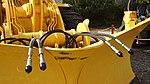JASDF Bucket Loader(TCM, 44-3243) sprinkler nozzle at Aibano Sub Base November 28, 2015.jpg