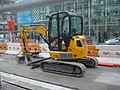 JCB excavator, Old Hall Street, Liverpool - DSC00740.jpg