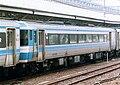 JR shikoku kiha185-8 blue shiokaze 1990.jpg