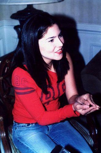 Jaci Velasquez - Velasquez in 2001