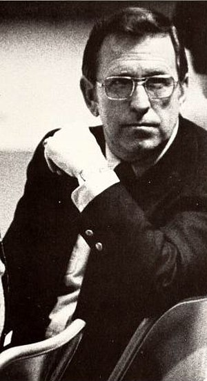 Jack Hartman - Hartman from the 1976 Royal Purple