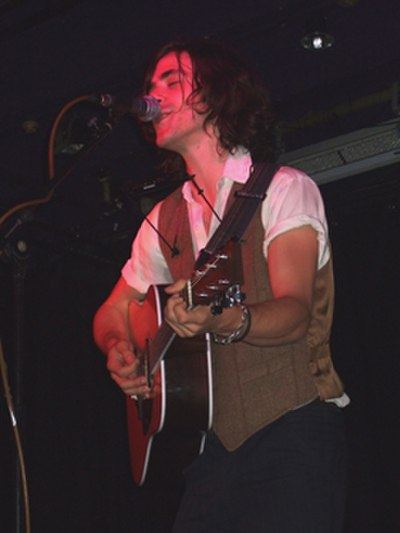 Picture of a band or musician: Jack Savoretti
