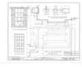 Jackson Jones Homestead, Merrick Road, Wantagh, Nassau County, NY HABS NY,30-WANT,1- (sheet 7 of 14).png