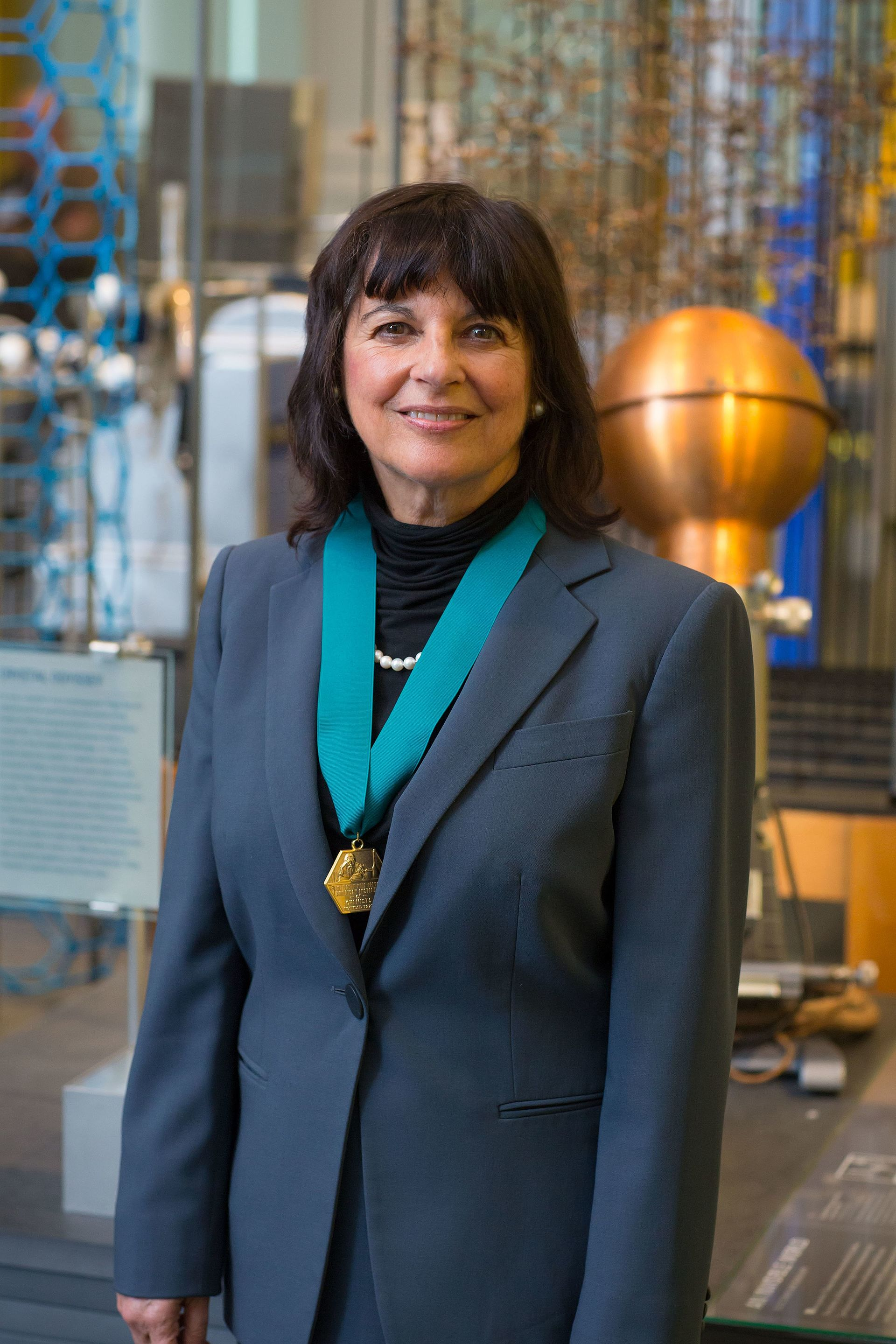 Ny Institute Of Technology >> Jacqueline Barton - Wikipedia