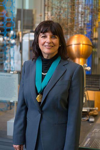 Jacqueline Barton - Jacqueline Barton, AIC Gold Medal, 2015