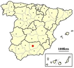 Jaen, Spain location.png