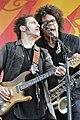Jake Clemons & Nils Lofgren 2012-04-29 001.jpg