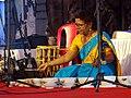 Jaltarang music concert by Vidushi Shashikala Dani at Kadambotsava Banavasi.jpg