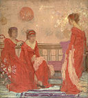 James Abbott McNeill Whistler - Harmony in Flesh Colour and Red - Google Art Project.jpg