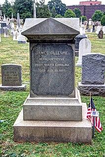 James Gillespie (politician) American politician