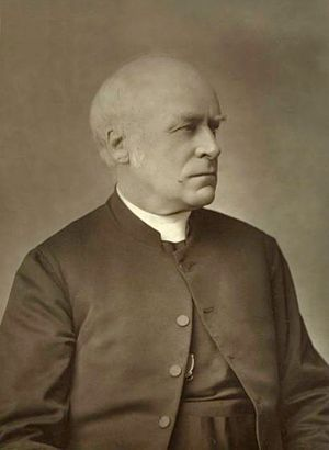 Bishop of Manchester - Image: James Moorhouse, by Herbert Rose Barraud