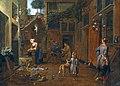 Jan van Buken Innenhof mit Küche.jpg