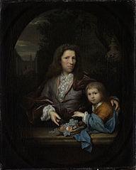 Jan van de Poll (1668-1745) and his Son Harmen Hendrick (1697-1772).