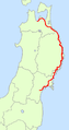 Japan National Route 45 Map.png