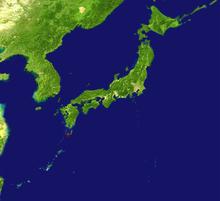 Yakushima Wikipedia - Japan map yakushima