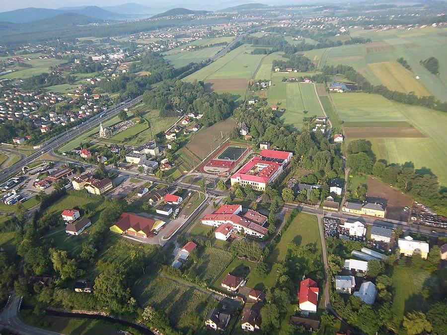 Jasienica, Silesian Voivodeship