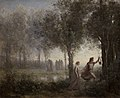 Jean-Baptiste-Camille Corot - Orpheus Leading Eurydice from the Underworld - 87.190 - Museum of Fine Arts.jpg