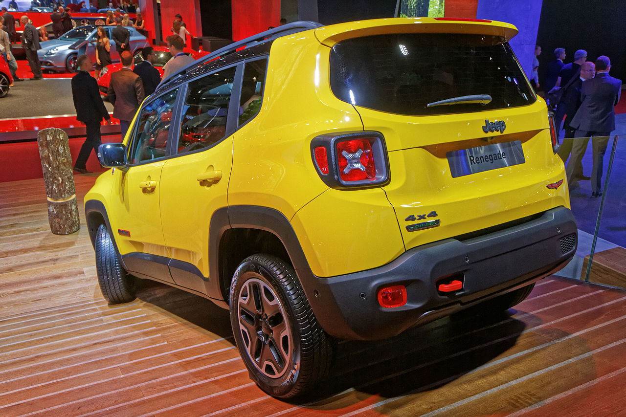 file jeep renegade mondial de l 39 automobile de paris 2014 wikimedia commons. Black Bedroom Furniture Sets. Home Design Ideas