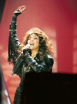 Jennifer Rush.