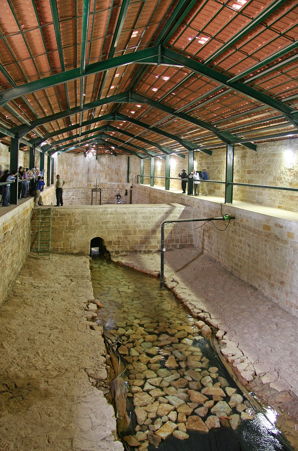 Jericho - Elisha's Fountain1
