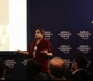 Jeroo Billimoria - Image: Jeroo Billimoria at World Economic Forum