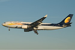 Jet Airways Airbus A330-200 Meulemans.jpg