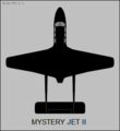 Jet Craft Mystery Jet II top-view silhouette.png