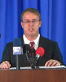 Jim DeBerry speaking a press conference about Mr. Wong Fong Shu.jpg