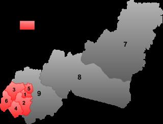Jiguan District District in Heilongjiang, Peoples Republic of China