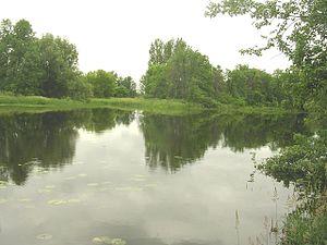 Jock River - The Jock River in Ottawa