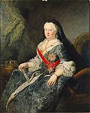 Johanna Elisabeth of Holstein-Gottorp by A.Pesne (Nationalmuseum, Stockholm).jpg