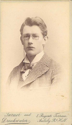 John Kirk (archaeologist) - Kirk in 1890