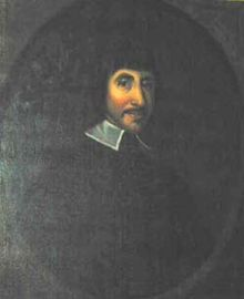 John Winthrop the Younger, the first governor in Connecticut JohnWinthropJr.jpg