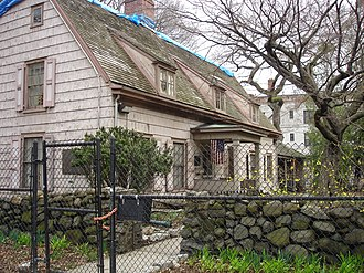 John Bowne - Bowne House (house open Wednesday's 1-4 pm and by appointment)