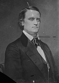 Picture of John C. Breckinridge, cropped, but otherwise untouched.