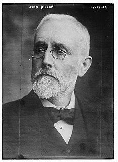 John Dillon Irish politician
