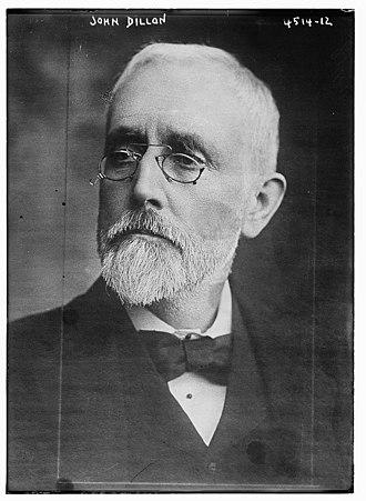 John Dillon - Dillon circa 1915