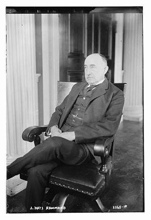 Johannesburg Reform Committee - John Hays Hammond appearing before the Commission on Industrial Relations in 1915