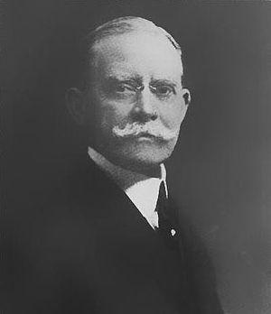 John Henry Patterson (NCR owner) - John H. Patterson