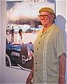 "John Lamb ""Blast from the Past"" art opening.JPG"