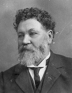 John McLachlan (politician) - Image: John Mc Lachlan, ca 1900
