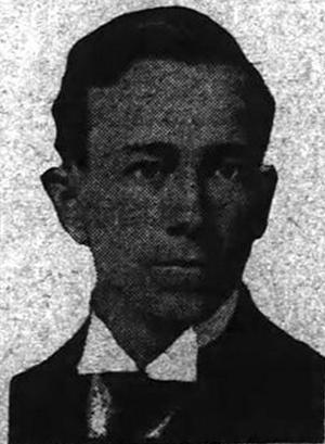 John Parks Almand - John Parks Almand, c. 1911