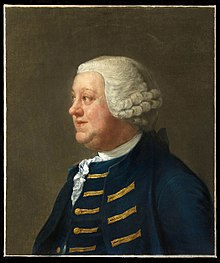 John Rich, as shown in the catalogue raisonné of William Hogarth