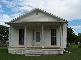 John W. Jones House - Image: John W Jones House 1