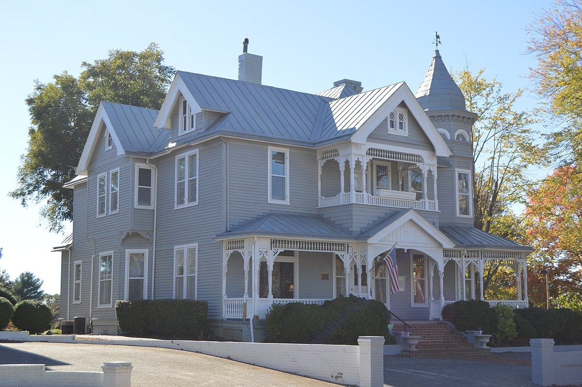 John Waddey Carter House - Wikipedia