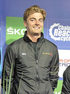 Jonathan Dibben British cyclist