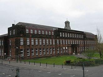 Jordanhill - Jordanhill School