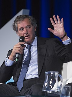José Manuel Entrecanales Spanish businessperson