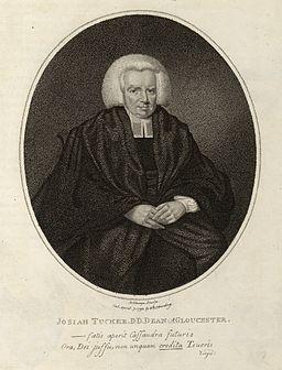 Josiah Tucker, Dean of Gloucester 02259